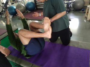 sports training and injury rehabilitation centre in Pune
