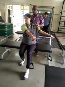 Clinical pilates programs at Krumur Healthcare for woman