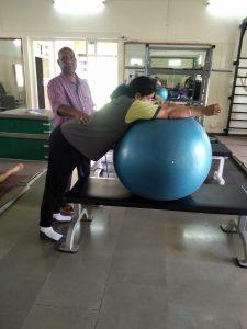 Clinicnl pilates training at krumur healthcare