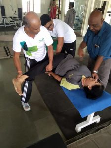 Back pain treatment at krumur healthcare best physical therapy clinic in pune