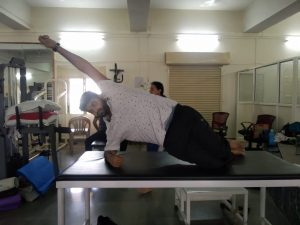 Sports Injury and rehabilitation program at Krumur Healthcare in Pune