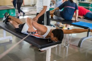 Sports injury and rehabilitation at Krumur Healthcare