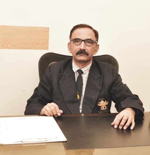 Col. (Dr.) AK MEHTA