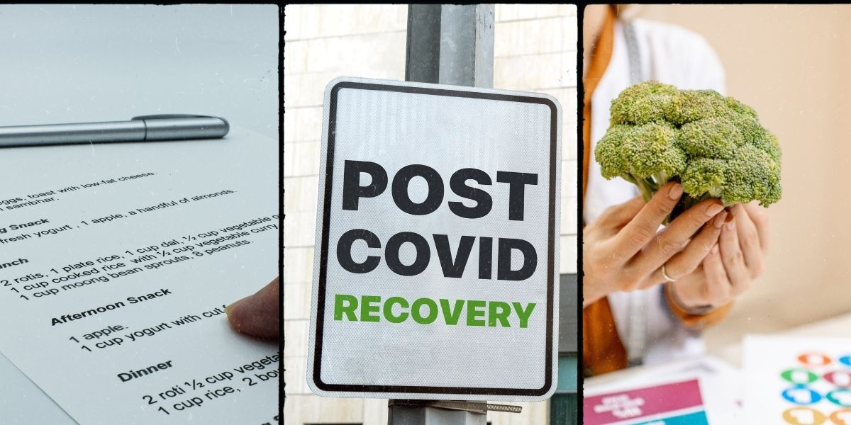 Covid Recovery - 14 Days Diet