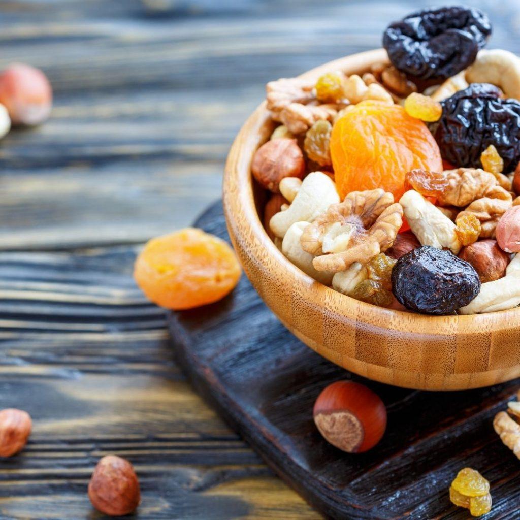 Dry Fruits - Handfull for Fatgue Control