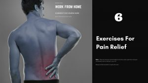 5 Exercises for Back Pain