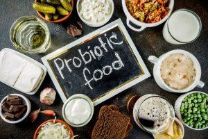 Gut Bacteria - Probiotic Food