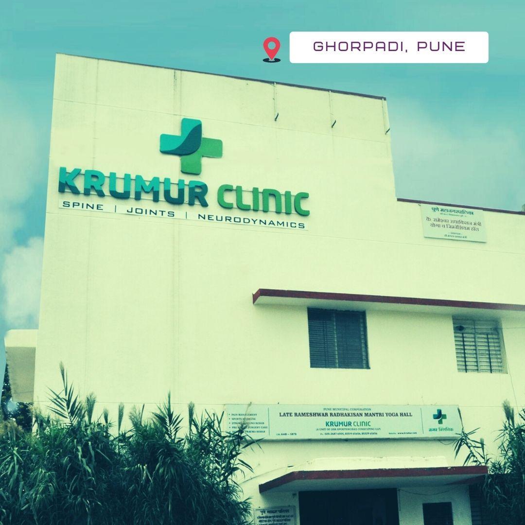 Visit Us - Krumur Clinic
