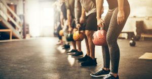 Kettlebell Exercises - Compound Aerobic Exercises