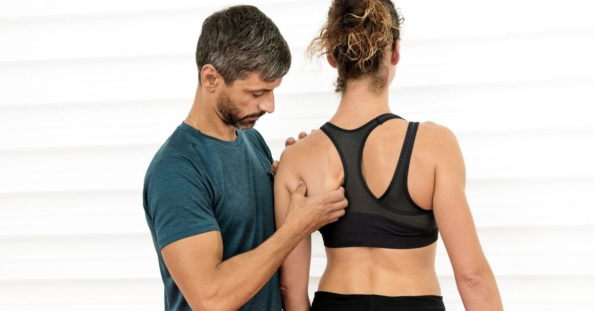 Scapular Winging - Home Exercises